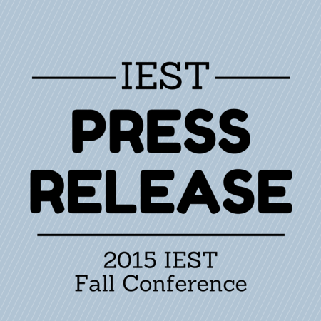 Press Release_ Fall Conference 2015